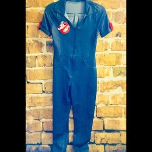 Denim - Ghostbusters Dress-Up/ Halloween Costume Jumpsuit